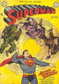Superman (DC, 1939 series) #59 (July-August 1949)