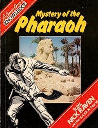 Adventure Knowledge (Golden Press, 1979 series)  (1979) —Mystery of the Pharaoh