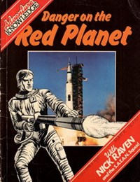 Adventure Knowledge (Golden Press, 1979 series)  (1979) —Danger on the Red Planet
