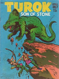 Turok Son of Stone (Magman, 1972) #22064 — Untitled (Cover)
