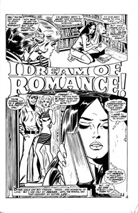 All Love Romantic Stories (Sport Magazine, 1972 series) #2 — I Dream of Romance! (page 1)