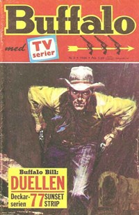 Buffalo (Semic, 1965 series) February 1966 (February 1966)