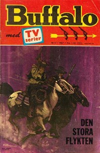 Buffalo (Semic, 1965 series) April 1967 (April 1967)