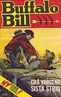 Buffalo (Semic, 1965 series) February 1965 (February 1965)