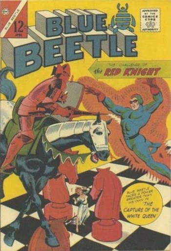 Blue Beetle (Charlton, 1964 series) #5