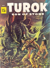 Turok Son of Stone (Rosnock, 1974) #24010 (1974)