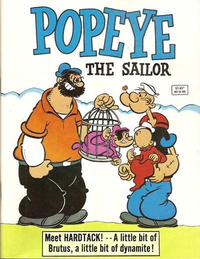 Popeye the Sailor (Yaffa/Page, 1985?)  ([1985?])
