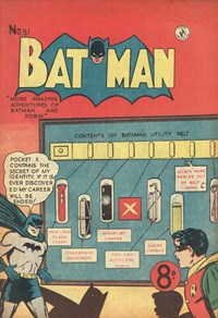 Batman (Colour Comics, 1950 series) #51 — Untitled