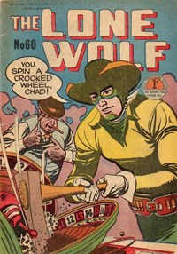 The Lone Wolf (Atlas, 1951? series) #60