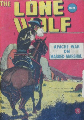 Apache War on Masked Marshal