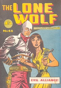 The Lone Wolf (Atlas, 1951? series) #48
