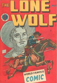 The Lone Wolf (Atlas, 1951? series) #19 — Untitled