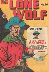 The Lone Wolf (Atlas, 1951? series) #26 — Untitled