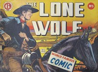 The Lone Wolf (Atlas, 1951? series) #5 — Untitled