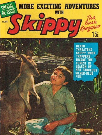 Skippy the Bush Kangaroo Special Re-Issue