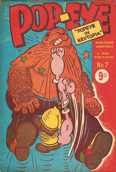 Pop-Eye (Frew, 1956? series) #7 ([July 1956?])