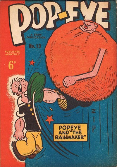 Pop-Eye (Frew, 1949 series) #13 ([April 1950?])