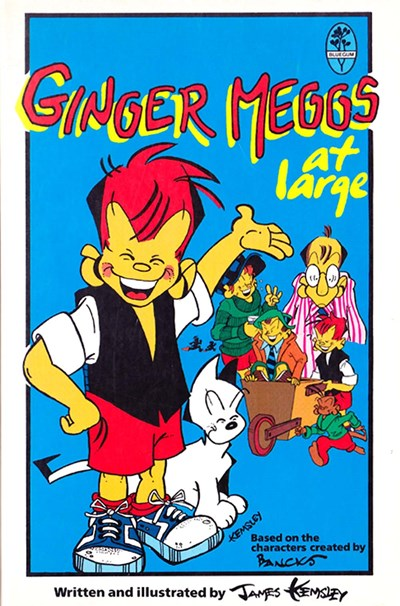 Ginger Meggs at Large (A&R, 1989?)  ([1989?])