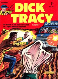 Dick Tracy Monthly (Illustrated, 1952 series) #90