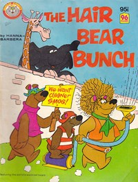 The Hair Bear Bunch (Murray, 1980?)  — Untitled (Cover)