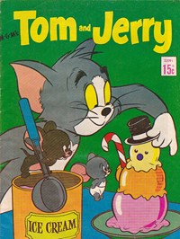 M-G-M's Tom and Jerry (Rosnock, 1972) #22091 — Untitled