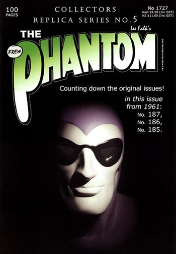 The Phantom (Frew, 1983 series) #1727 ([3 June 2015])