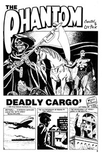 The Phantom (Frew, 1983 series) #965 — Deadly Cargo (page 1)