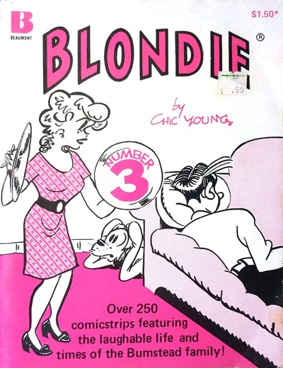 Blondie (Beaumont, 1977? series) #3 (1978)