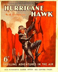 Hurricane Hawk (Fitchett Brothers Ltd., 1938 series) #4  ([November 1938?])