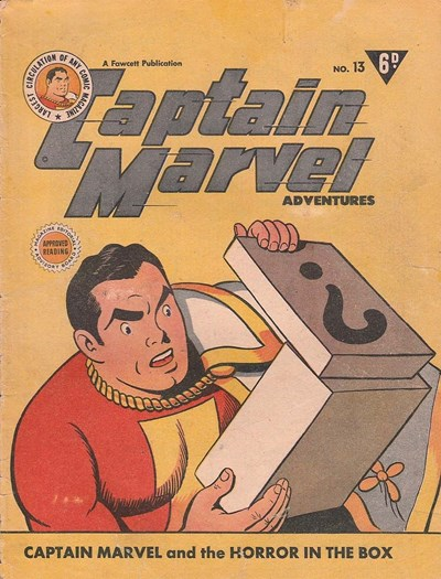 Captain Marvel Adventures (Vee, 1946? series) #13 ([1947?])