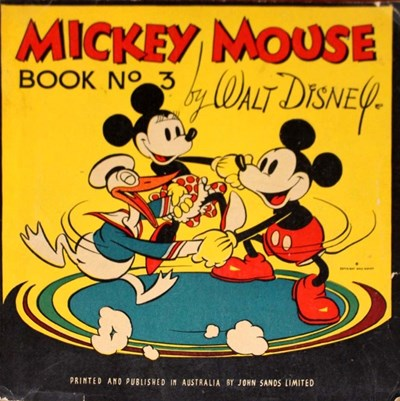 Mickey Mouse by Walt Disney (John Sands, 1933 series) #3 ([1936?])