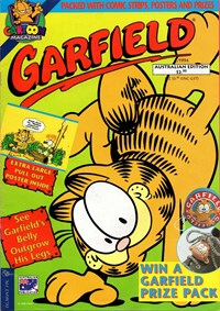 Garfield Cartoon Magazine (Egmont, 1994 series) September 1994