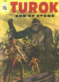 Turok Son of Stone (Rosnock, 1974) #24052 (1974)