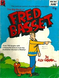The Big Book of Fred Basset (Beaumont, 1985?)  ([1985?])