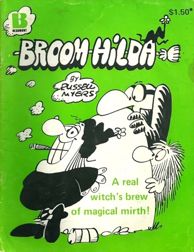 Broom-Hilda (Beaumont, 1978?)  ([1978?])