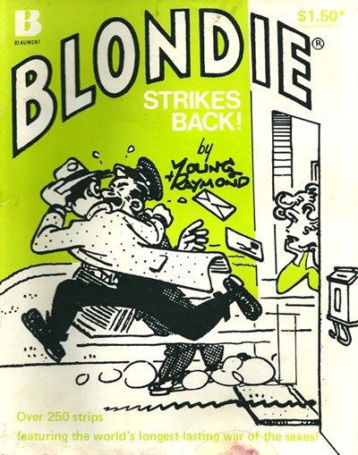Blondie Strikes Back! (Beaumont, 1980?)  ([1980?])
