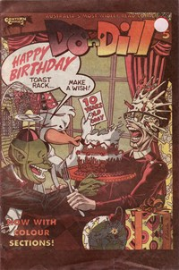 Da 'n' Dill (Cowtown, 1992 series) #5 — Happy Birthday Toast Rack…