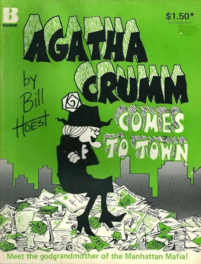 Agatha Crumm Comes to Town (Beaumont, 1980?)  ([1980?])