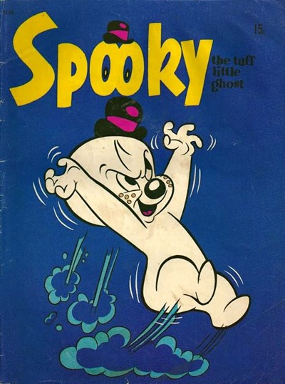 Spooky the Tuff Little Ghost (Rosnock, 1971) #2128 ([April 1971])