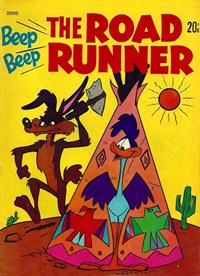 Beep Beep the Road Runner (Rosnock, 1975) #25095 (1975)