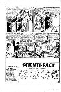 Superman Presents World's Finest Comic Monthly (Colour Comics, 1965 series) #9 — Scienti-Fact (page 1)