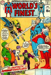 World's Finest Comics (DC, 1941 series) #190 — Untitled