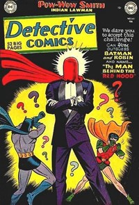 Detective Comics (DC, 1937 series) #168 (February 1951)