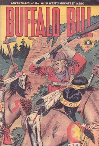 Buffalo Bill (Transport, 1952? series) #23 — Untitled (Cover)
