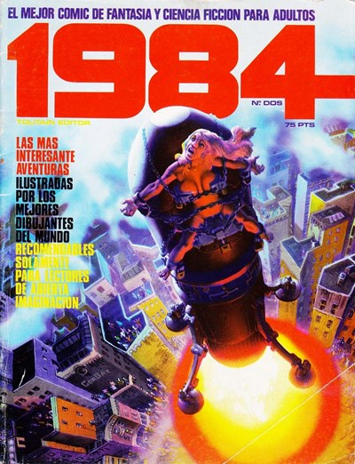 1984 (Toutain, 1978 series) #2 ([1978?])