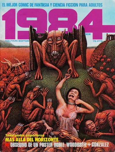 1984 (Toutain, 1978 series) #12 ([October 1979?])
