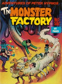 The Monster Factory (Gredown, 1976 series) #1