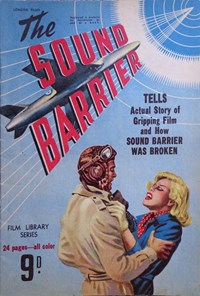London Films the Sound Barrier (Sungravure, 1952)