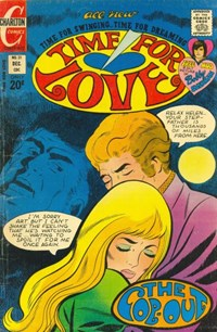Time for Love (Charlton, 1967 series) #31 — The Cop-Out