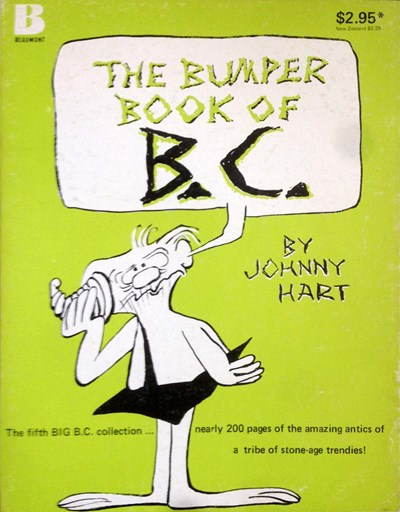 The Bumper Book of B.C. (Beaumont, 1970?)  ([1970?])